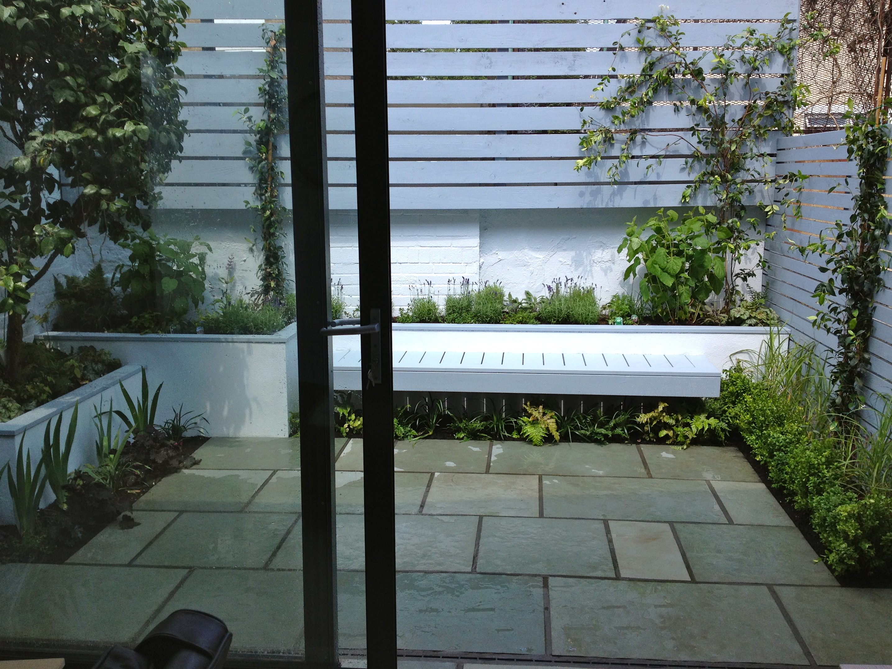Back Garden Design London Part 97