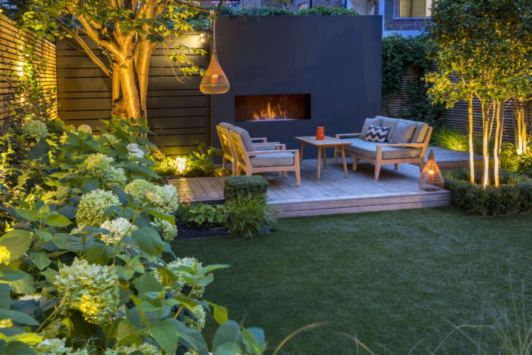 Garden Design London Small Roof Design Urban Garden Design