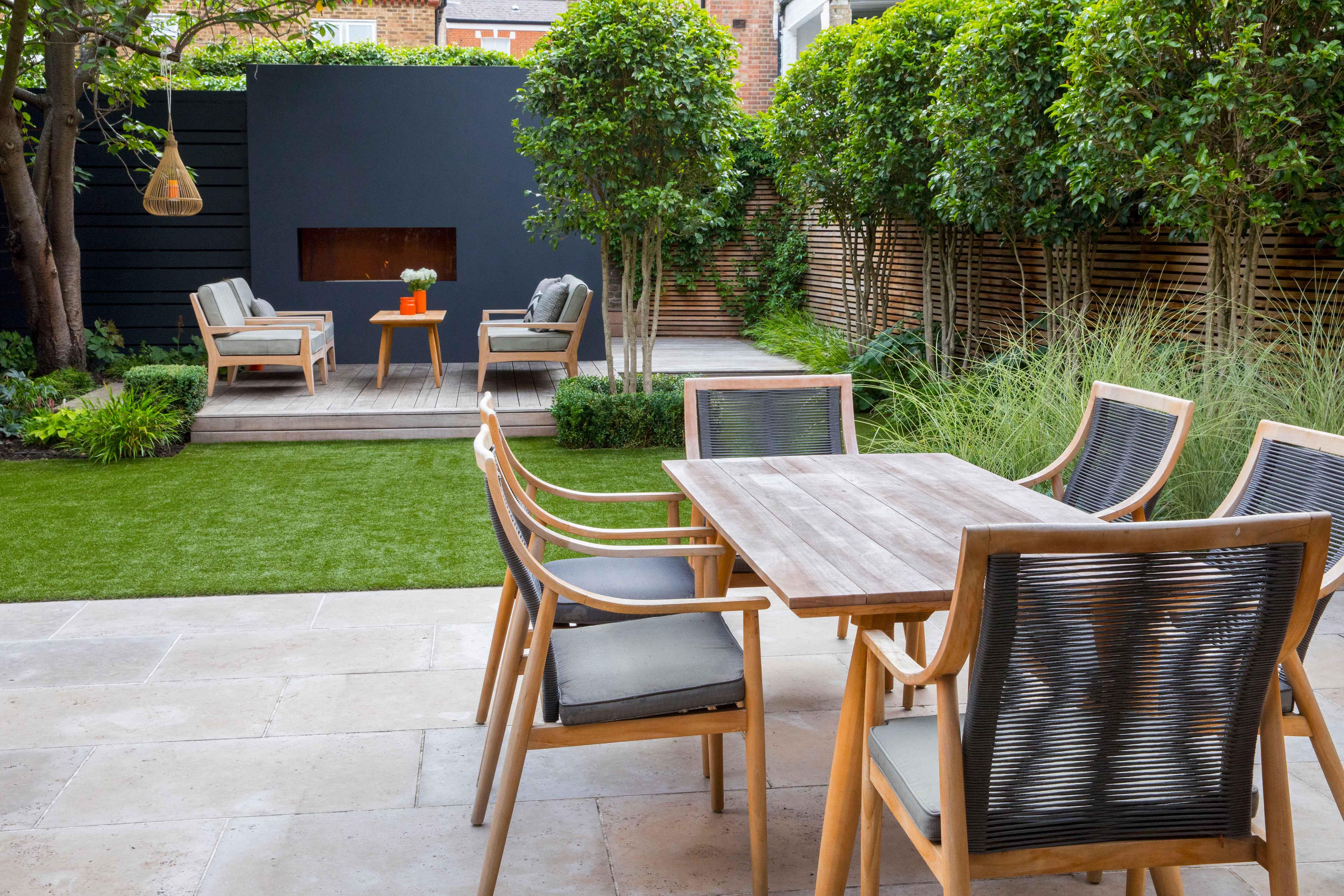 Back Garden Design London Garden Club London