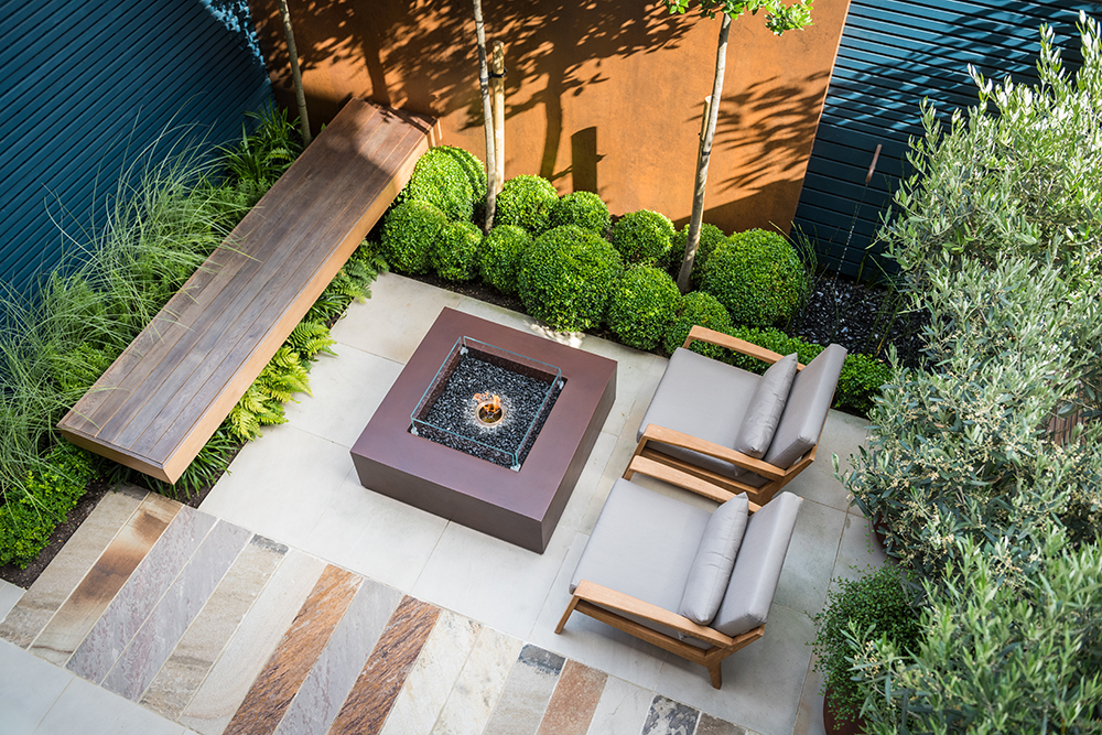 landscape-garden-design-London - Garden Club London
