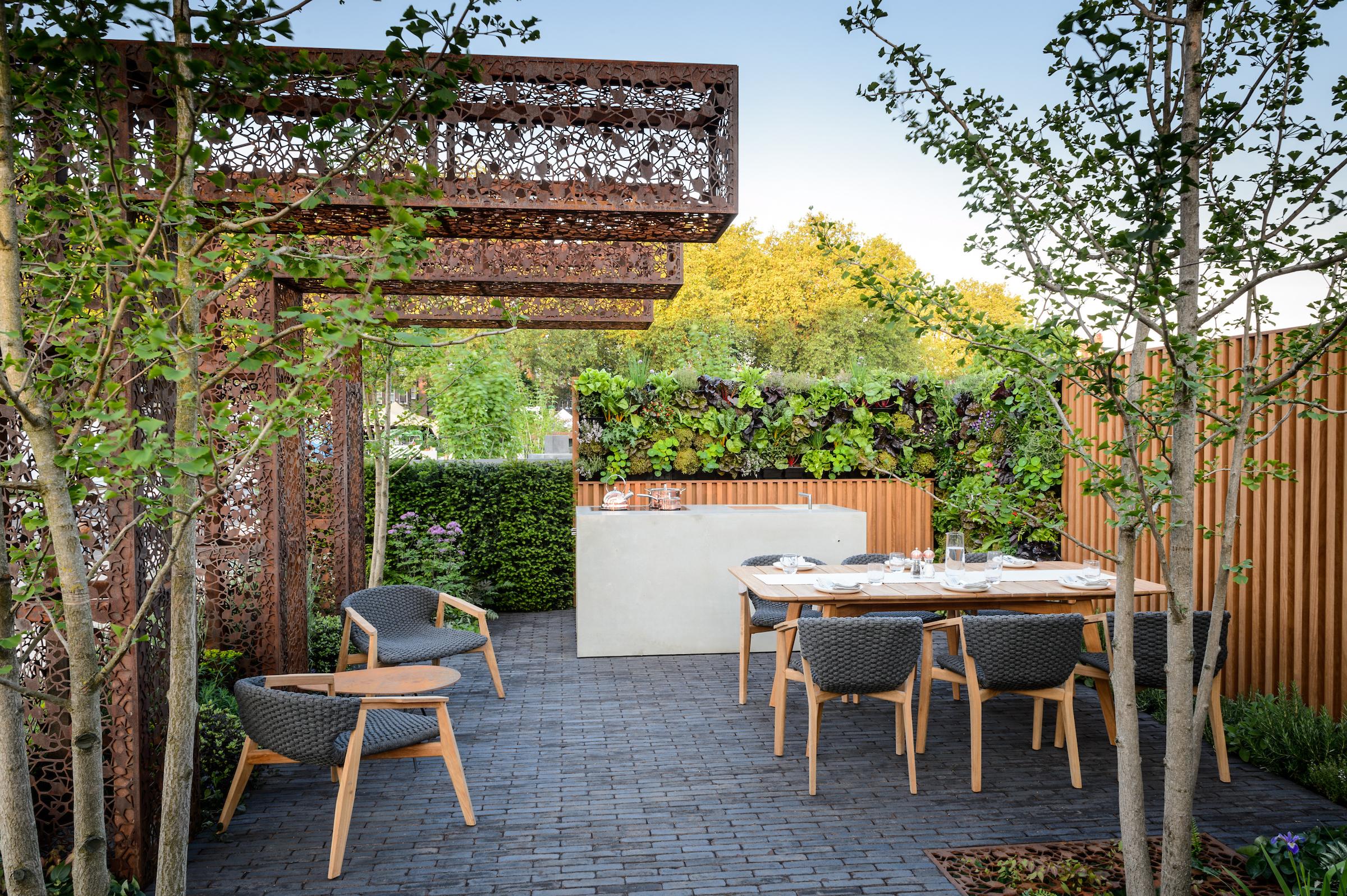 Outdoor Kitchen Garden Design London Garden Club London