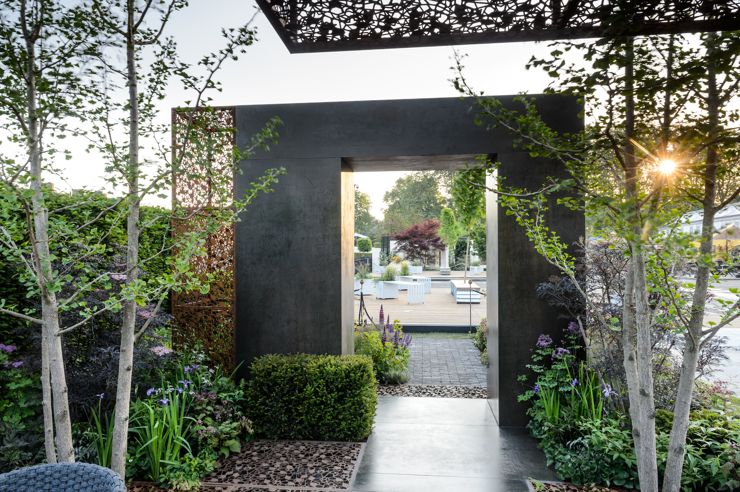 urban-garden-design-london - Garden Club London