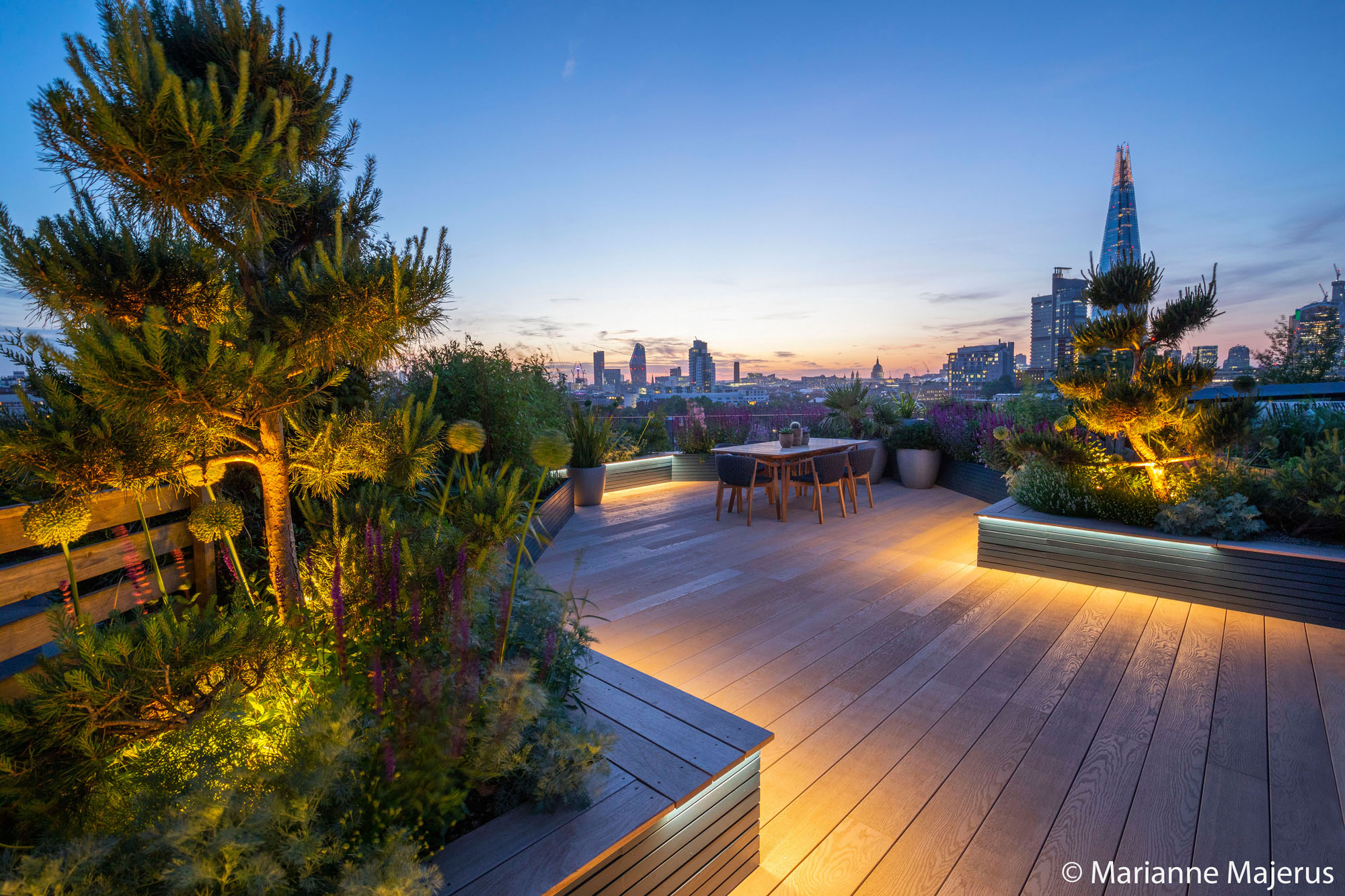 Roof Design Ideas: Roof Garden Designs London