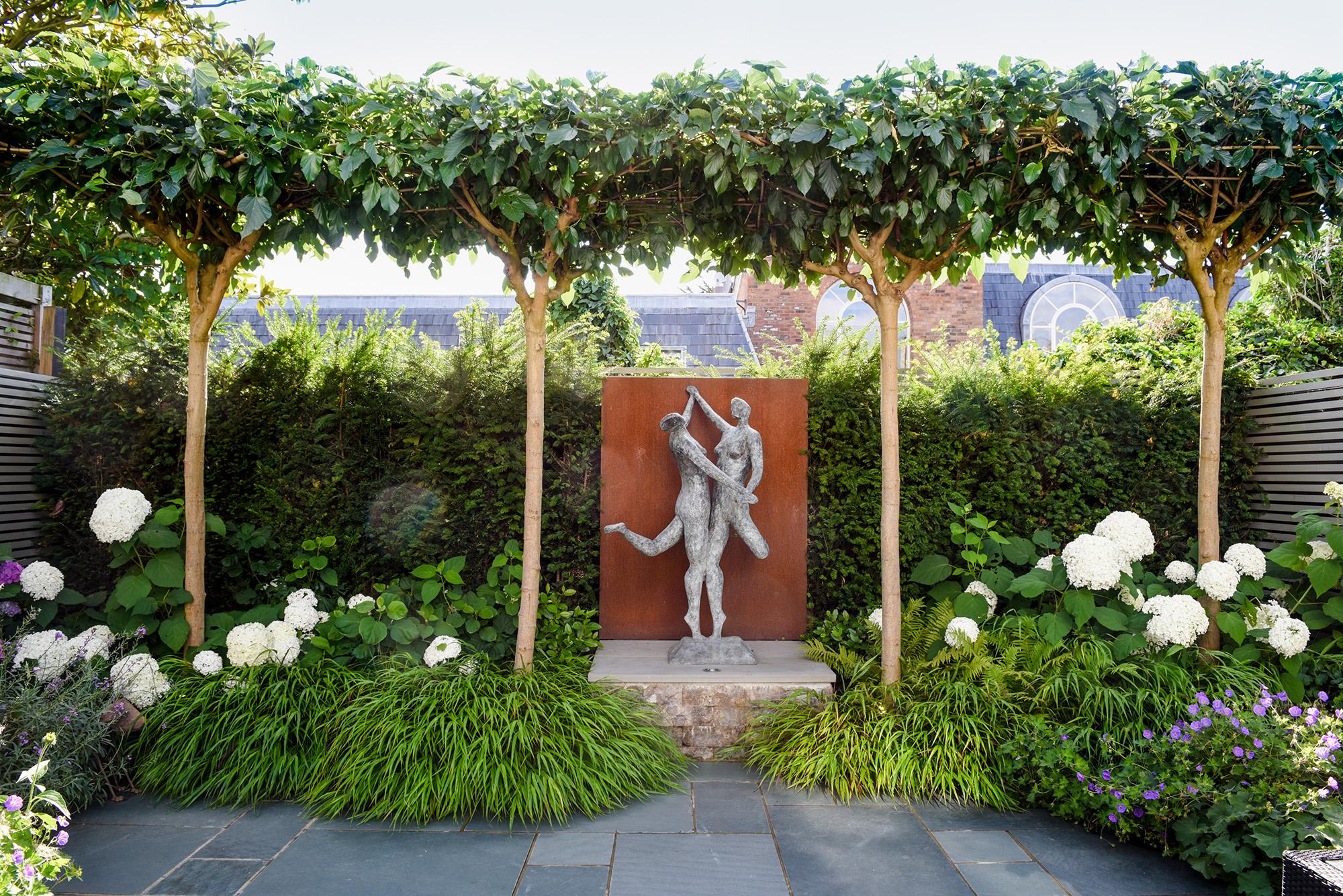 Privacy Garden Design London Garden Club London