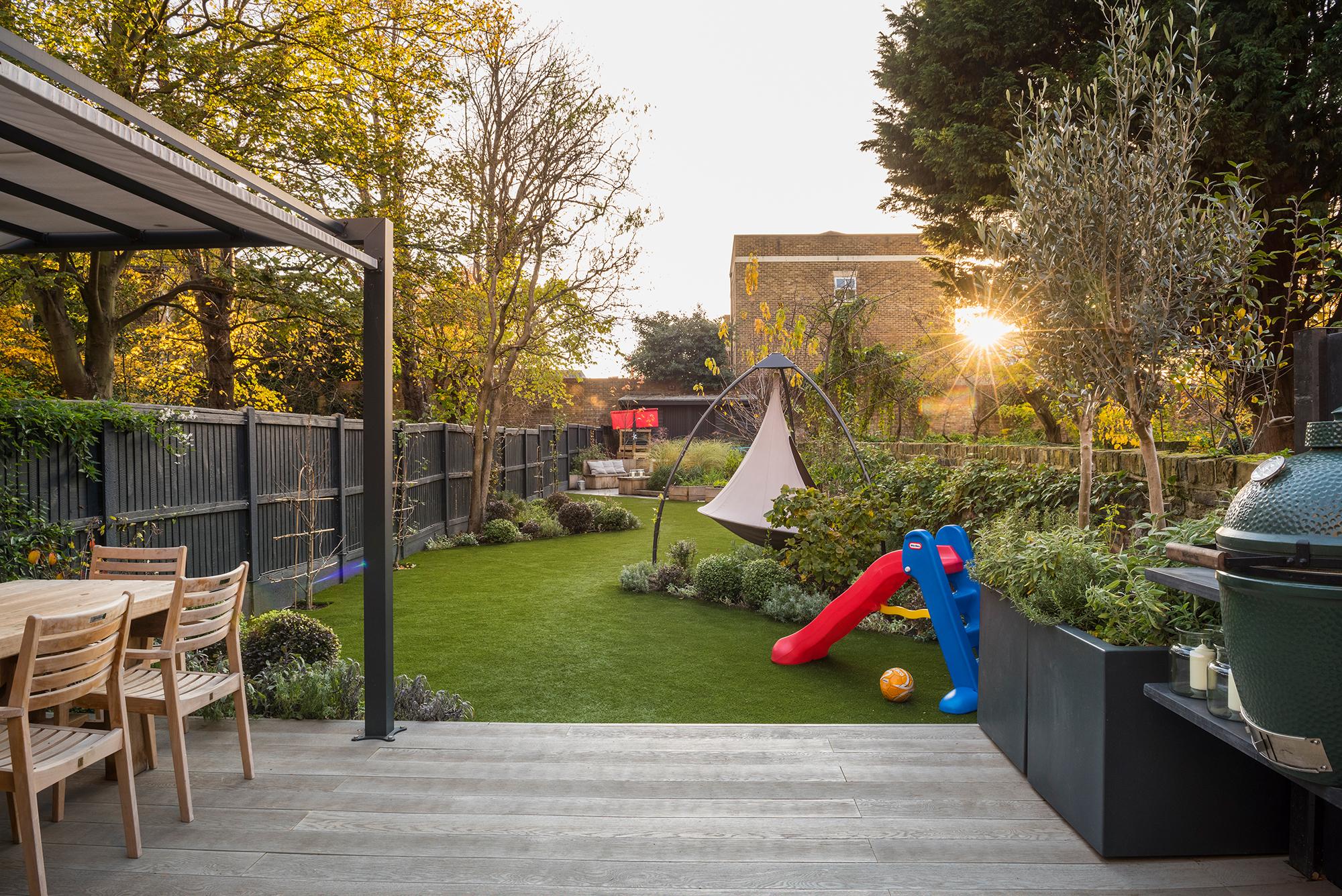 long-garden-designs - Garden Club London
