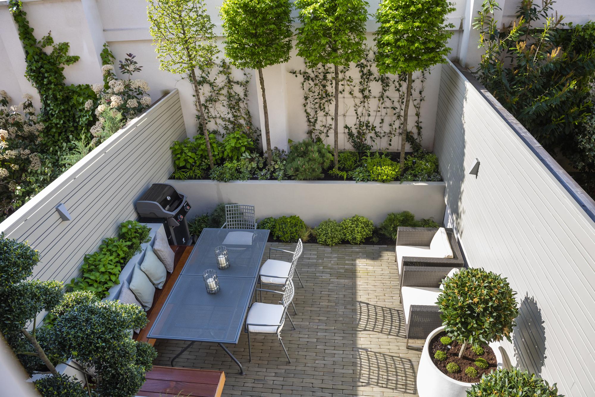 Modern Garden Designs London Garden Club London